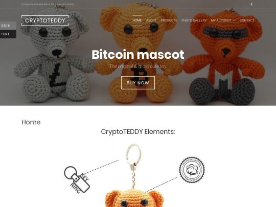 Crypto Teddy