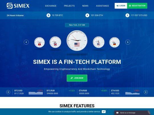Simex Global