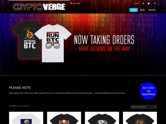 Crypto Verge