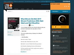 Lets Talk Bitcoin