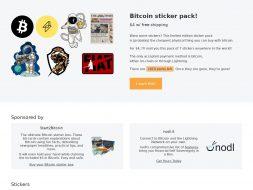 Bitcoin Sticker Pack
