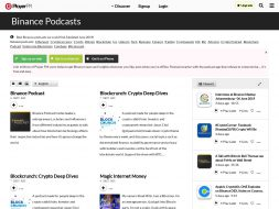 Binance Podcasts