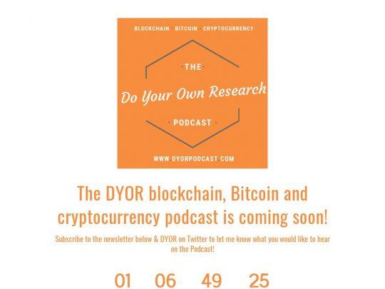 DYOR Podcast