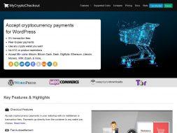 My Crypto Checkout
