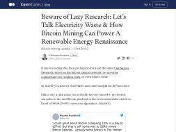 Beware Lazy Research