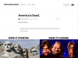 America is Dead