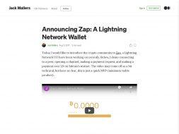 Lightning Network Wallet