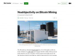 On Bitcoin Mining